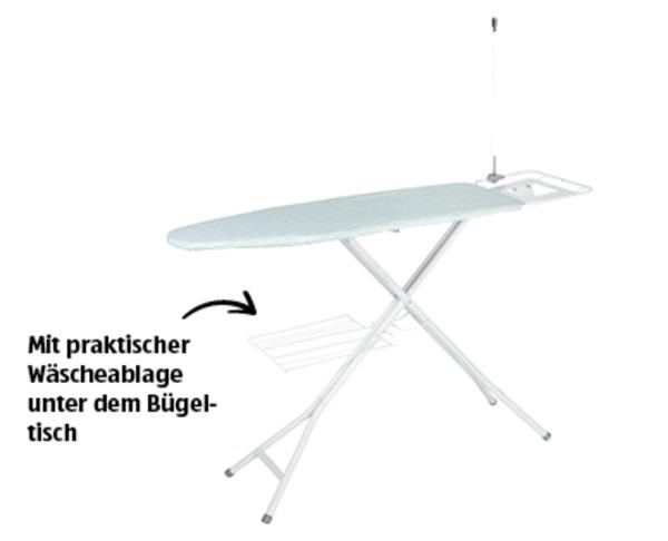 EASY HOME®  Bügeltisch