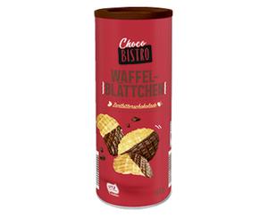 Choco BISTRO Waffelblättchen