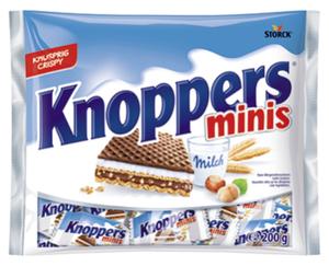 STORCK® Knoppers®  minis