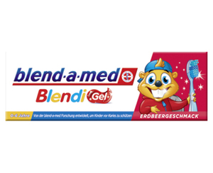 blend-a-med Blendi Kinderzahncreme