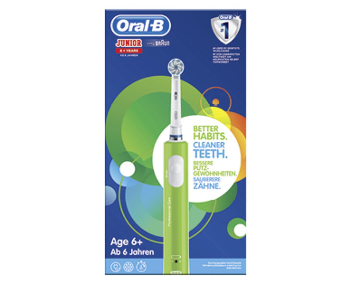 Bild 1 von Oral-B Elektrische Zahnbürste Junior