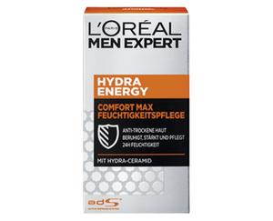 L'OREAL MEN EXPERT Hydra Energy Feuchtigkeitscreme
