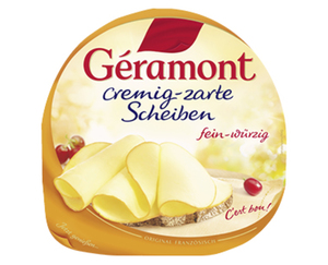Géramont Cremig-zarte Scheiben
