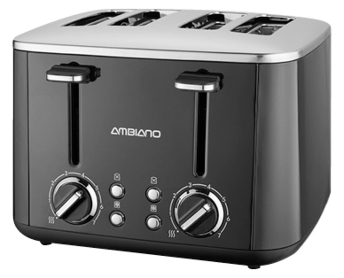 Bild 2 von AMBIANO®  Retro-Toaster