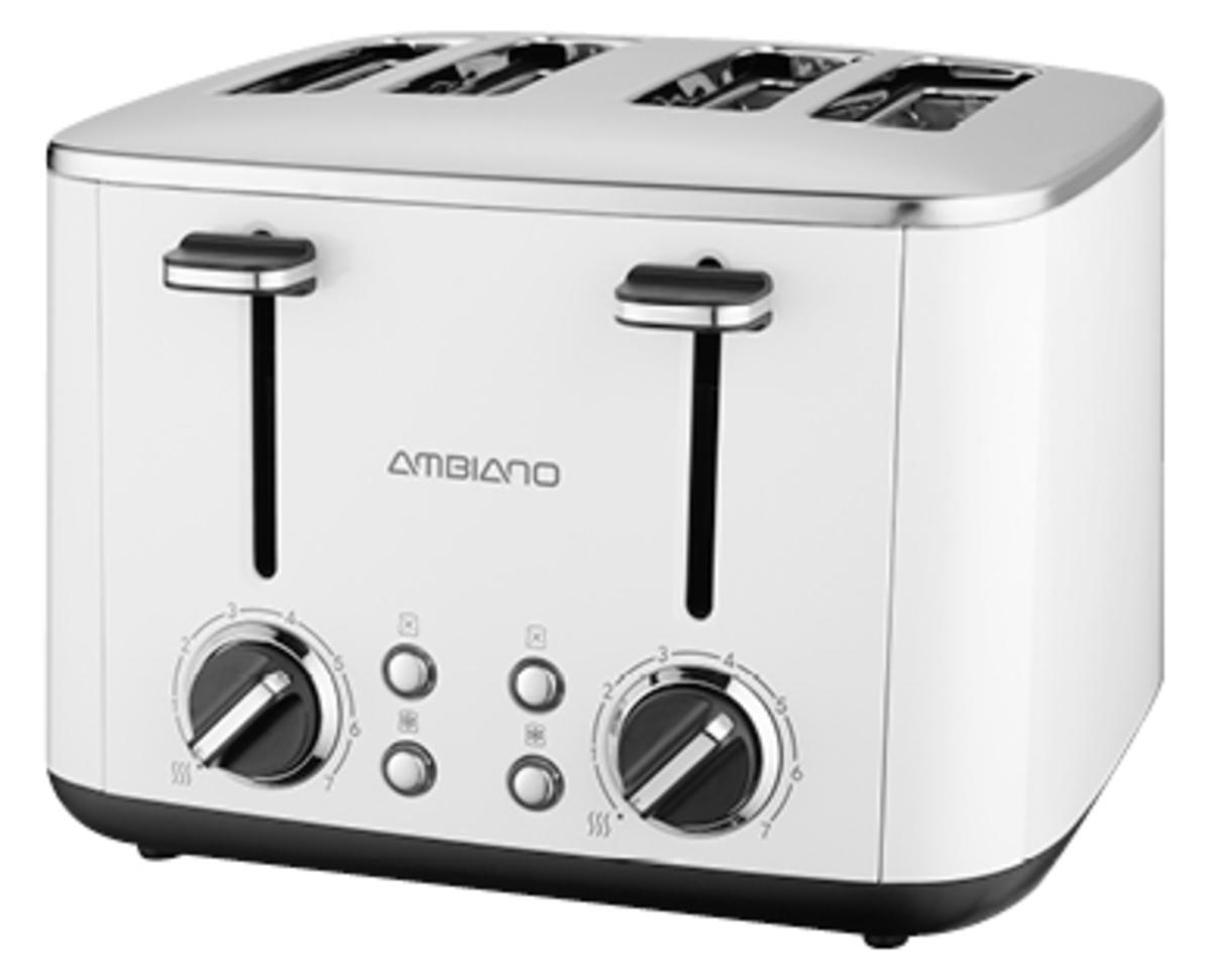 Bild 3 von AMBIANO®  Retro-Toaster