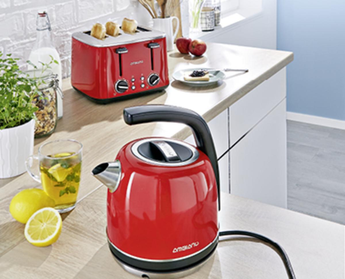 Bild 4 von AMBIANO®  Retro-Toaster