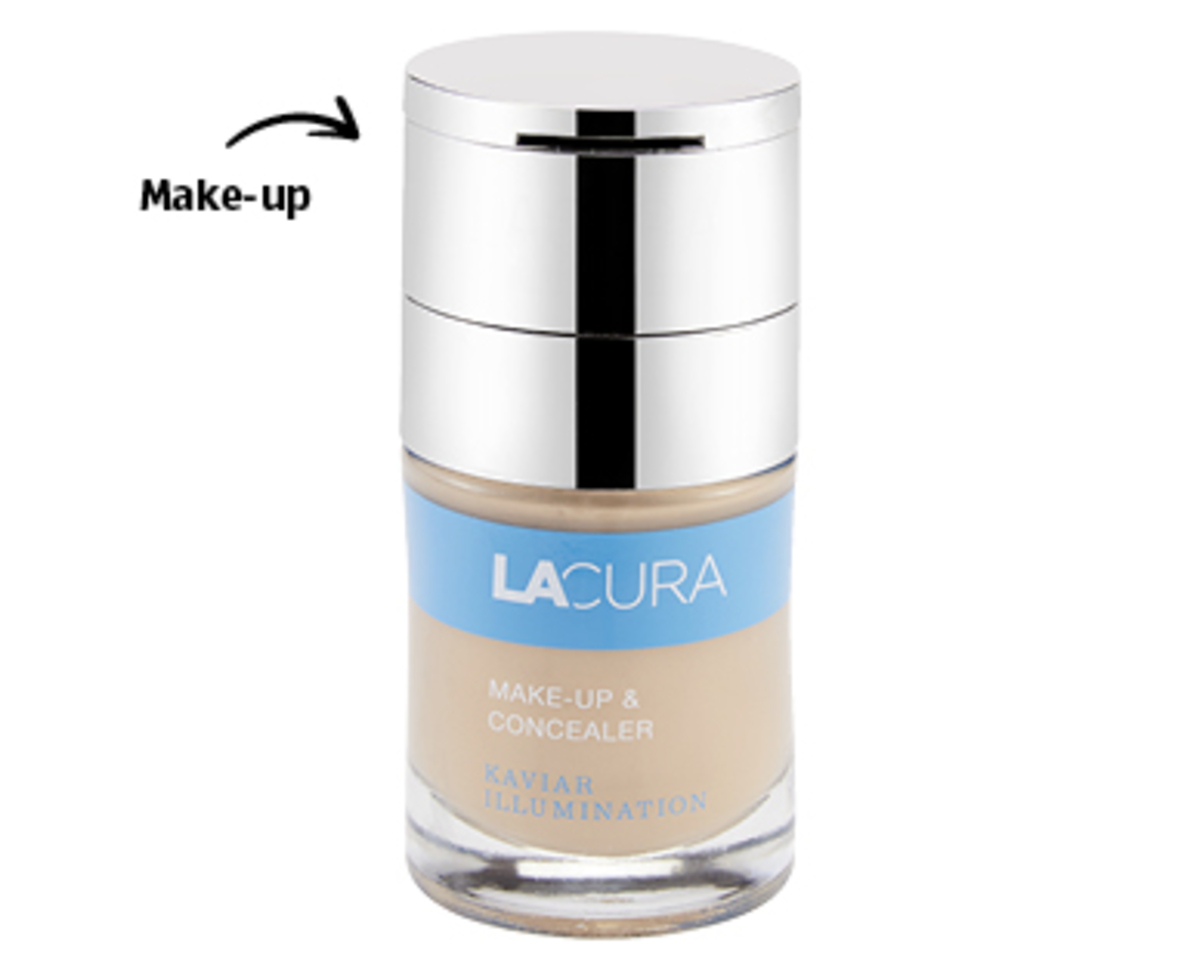 Bild 1 von LACURA Make-up & Concealer KAVIAR ILLUMINATION