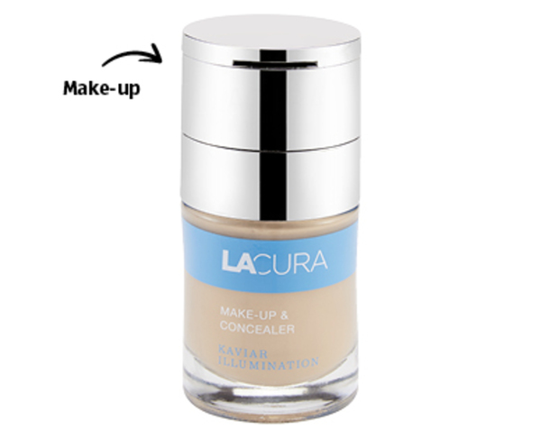 LACURA Make-up & Concealer KAVIAR ILLUMINATION