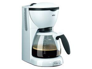 BRAUN Kaffeemaschine »KF 520/1«, mit OptiBrewSystem und Tropf-Stopp, für bis zu 10 Tassen