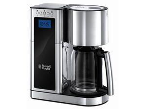 Russell Hobbs Kaffeemaschine »Elegance«, mit Glaskanne für 1,25 Liter, Schnellheizsystem