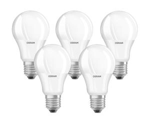 LED Value Classic E27, 5er Set Osram