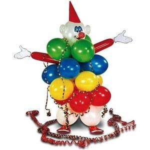 Riethmueller - Latexballon-Deko-Set, Clown