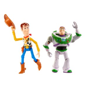 Toy Story 4 - Buzz Lightyear und Woody, Adventure Pack