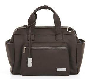 ABC Design Wickeltasche Style Dark Brown