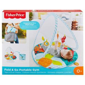 Fisher-Price Meeresspieldecke faltbar