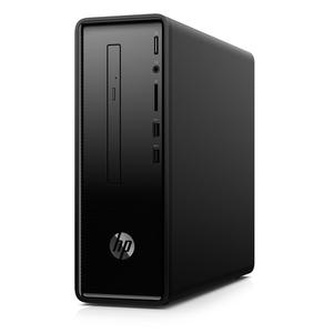 HP Slimline Desktop 290-a0501ng AMD Dual A9-9425 APU, 8GB RAM, 256GB SSD, Win10