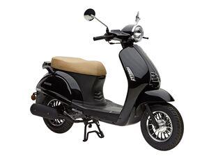 Nova Motors Motorroller »Grace«, mit Viertaktmotor, stufenlose Automatik, Luftkühlung