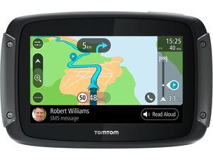 TomTom Motorrad-Navigationsgerät TomTom RIDER 500 Europe
