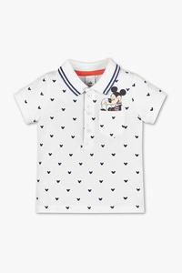 Micky Maus - Baby-Poloshirt - Bio-Baumwolle