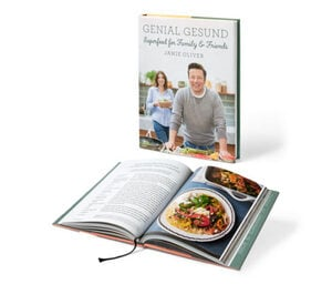 Buch »Genial gesund – Superfood for Family and Friends« von Jamie Oliver