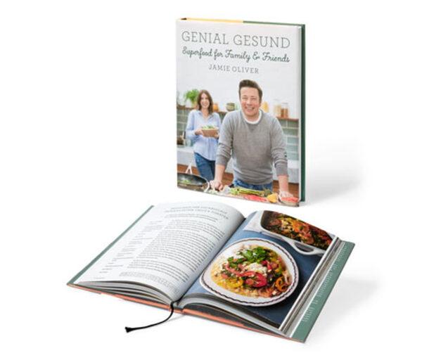 Buch »Genial gesund – Superfood for Family and Friends« von Jamie Oliver