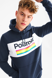 C&A Sweatshirt-Polaroid, Blau, Größe: XXL