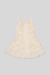 C&A Kleid, Weiß, Größe: 128