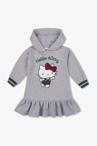 Hello Kitty - Kleid - Glanz Effekt