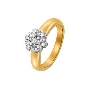 CHRIST Diamonds Damenring 83794887