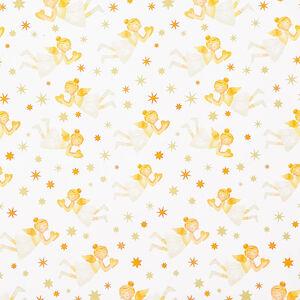 Geschenkpapier Engel, FSC® Mix, L:2m x B:0,7m, rosa