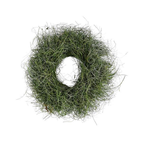 Kranz Gras, D:26cm, grün