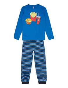 Jungen Pyjama mit Print