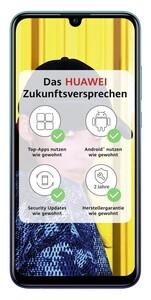 "Huawei P smart 2019 Dual-SIM aurora blau Smartphone (6,21"", 64 GB, Dual-SIM, 3.400-mAh, Octa-Core, Dual-Kamera, Fingerabdrucksensor)"