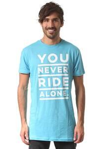 PLANET SPORTS YNRA Teamfit - T-Shirt für Herren - Blau
