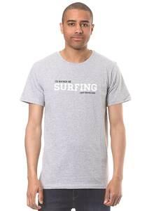 Light Rather - T-Shirt für Herren - Grau