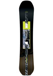ROME National Wide 157cm - Snowboard für Herren - Schwarz