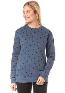 Lakeville Mountain Uelle Dots - Sweatshirt für Damen - Blau