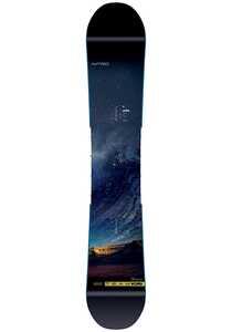 NITRO Team Exposure 162cm - Snowboard für Herren - Blau