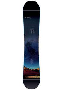 NITRO Team Exposure Wide 162cm - Snowboard für Herren - Blau