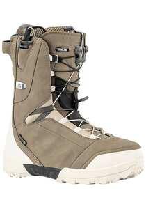 NITRO Lava Clicker TLS - Snowboard Boots für Damen - Braun