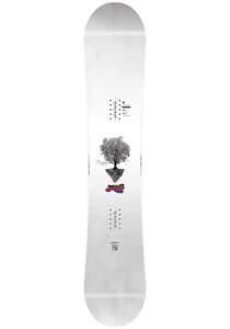 NITRO Mercy 142cm - Snowboard für Damen - Weiß