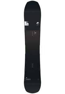 NITRO Highlander 163cm - Snowboard für Herren - Schwarz
