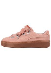 Puma Platform Kiss Suede - Sneaker für Damen - Pink