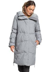 Roxy Abbie - Mantel für Damen - Grau