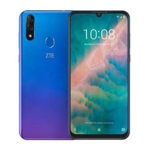 "ZTE Blade 10 Vita Dual-SIM blue Smartphone (6,26"", 64 GB, 3.200-mAh, 13 MP + 2 MP, Dual-Kamera, Octa-Core, Fingerabdrucksensor, blau)"