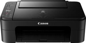CANON PIXMA TS3350 schwarz Tintenstrahldrucker (4800 x 1200 dpi, A4, USB, WLAN, Kopie, Scan)