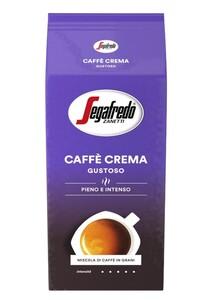 Segafredo Caffe Crema Gustoso 1000 g Kaffee (Mischung,1000 g, ganze Bohne, Arabica, Robusta)