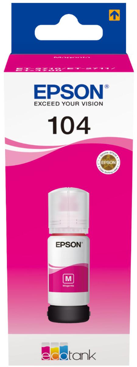 Bild 1 von Epson C13T00P340 magenta