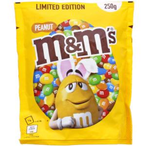 M&M's Erdnuss Limitierte Edition