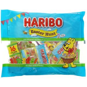 Haribo Süßigkeitenbeutel Easter Hunt